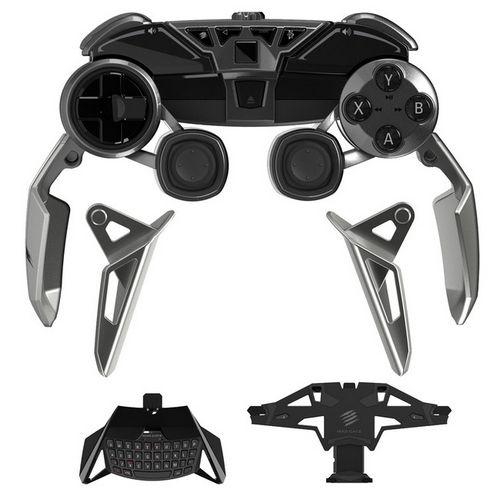 Mad catz lynx 9 - универсальный игровой контроллер для мобильных устройств