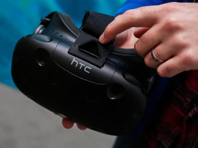Manus vr превращает руки пользователя в контроллеры для htc vive