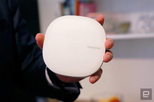 Маршрутизатор samsung connect home smart wi-fi system способен выступать в роли концентратора для умного дома