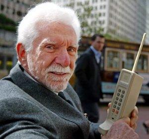 Мартин купер: о прошлом и будущем сотовой связи