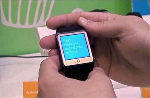 Mediatek и android wear: «умные» часы становятся проще и доступнее