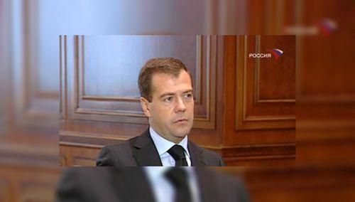 Медведев поручил оценить целесообразность госкорпораций