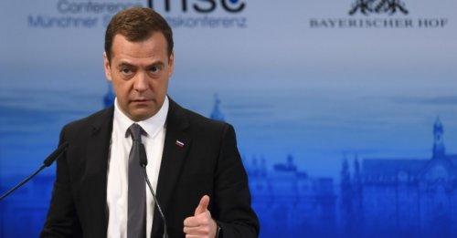 Медведев: сша хотят похоронить проект «северный поток-2» - «энергетика»