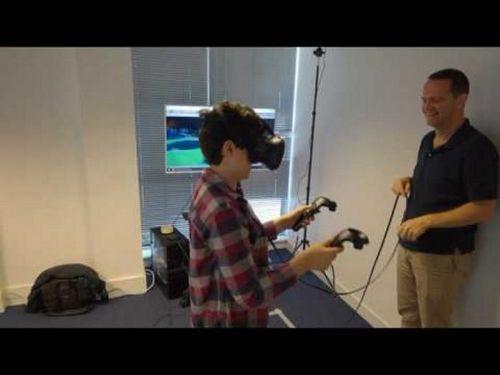Microsoft использует виртуальную реальность, чтобы помочь детям-аутистам