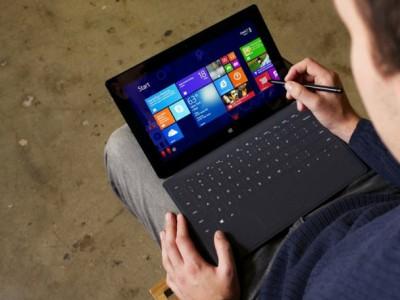 Microsoft не прекратила разработку surface mini