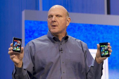 Microsoft заявляет об убыточности мобильного подразделения