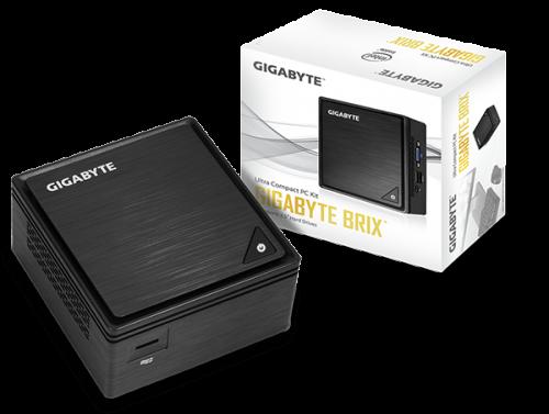 Мини-пк gigabyte brix gb-bpce-3350 построен на платформе intel apollo lake