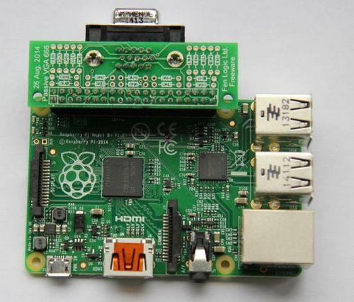 Мини-пк raspberry pi model a за 25$ уже пущены в производство