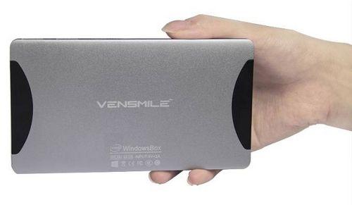 Мини-пк vensmile w10 со встроенным аккумулятором (5 фото)