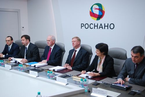 Минэнерго россии совместно с роснано разработали концепцию отраслевого фонда «электроэнергетика»