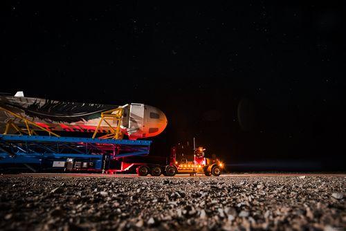 Многоразовая ракета new shepard успешно приземлилась во второй раз (4 фото + видео)