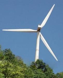 Мобильная ветряная электростанция мощностью 50 квт