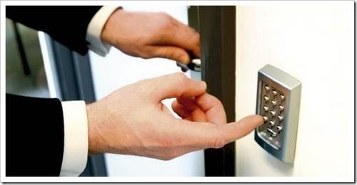 Монтаж систем контроля доступа. обеспечение безопасности посетителей и рабочего персонала.