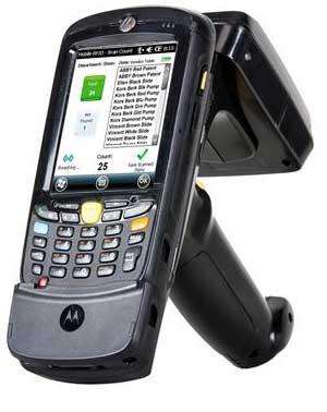 Motorola solutions представила новый мобильный компьютер для работы на выезде