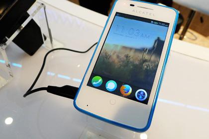 Mozilla анонсировала «25-долларовый смартфон»