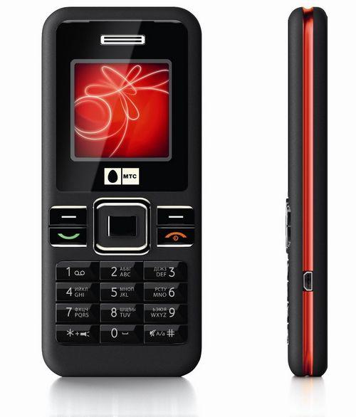 Мтс начала продажи двух новых моделей телефонов под собственным брендом