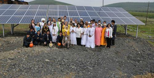 Муниципалитеты японии за развитие возобновляемой энергетики