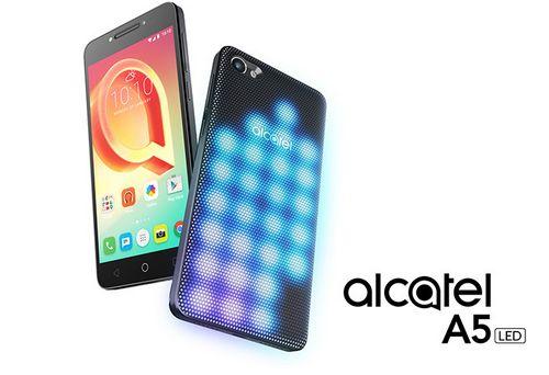 Mwc 2017. смартфоны alcatel: недорогие и мерцающие