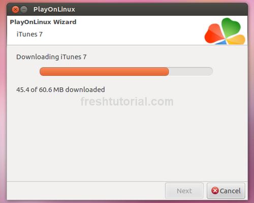 На iphone установлен linux