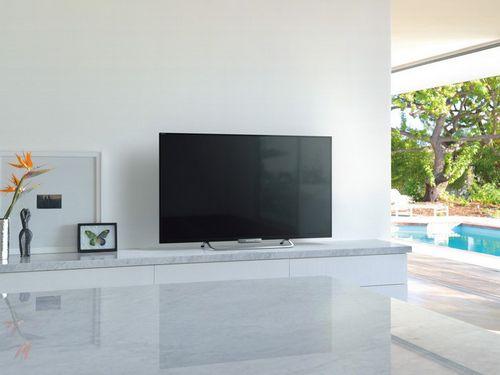 На российском рынка представлены телевизоры sony bravia серий w9, w8, w6 и r4