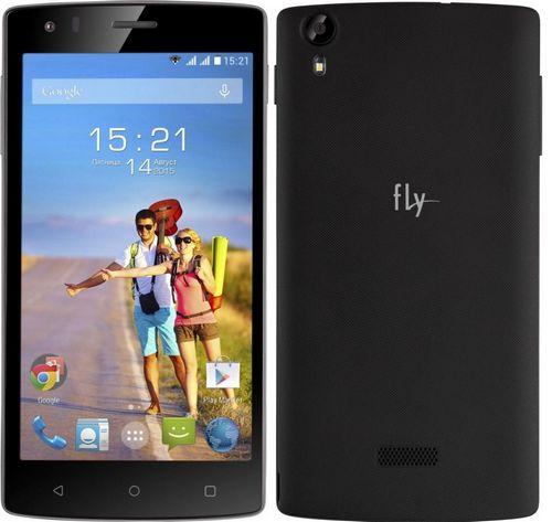 На российском рынке доступен android-смартфон fly cirrus 1