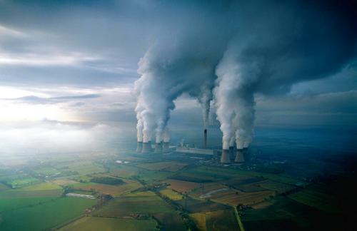 Найден наглядный способ оповещения о загрязнении воздуха (5 фото + видео)