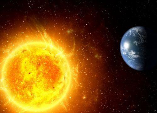 """Nasa: несмотря на """"парадокс молодого солнца"""" древняя земля и подобные ей экзопланеты оставались теплыми из-за метана в атмосфере"""