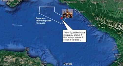 Наточке: scarabeo 9 готовится бурить для «роснефти» иeni вчерном море - «энергетика»
