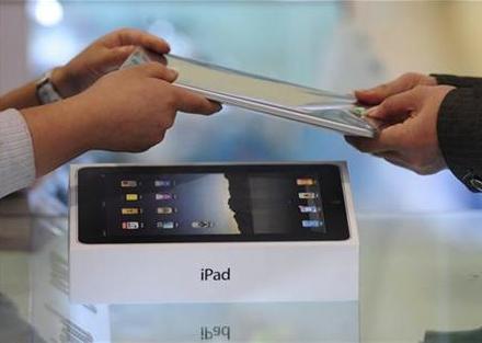 Недостатки ipad учтут в новом поколении