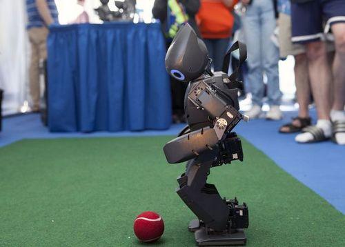 Нейросети научили робота балансировать