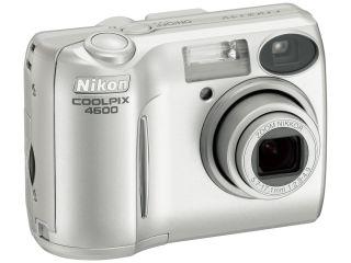 Nikon анонсировала две фотокамеры coolpix 5600 и 4600