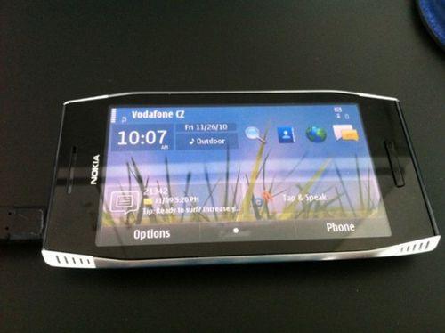 Nokia готовит смартфон nokia x7-00 (4 фото + видео)
