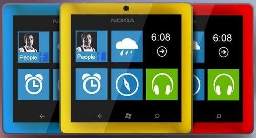 Nokia готовит «умные часы» на основе своих футуристических разработок. видео