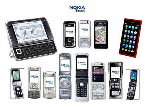 Nokia переводит nseries на новую ос