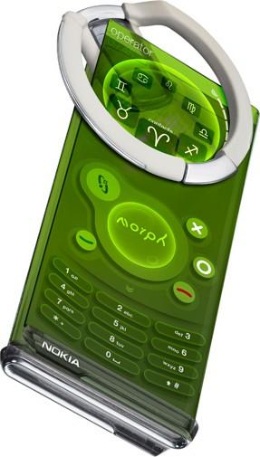 Nokia представила нанотелефон. фото