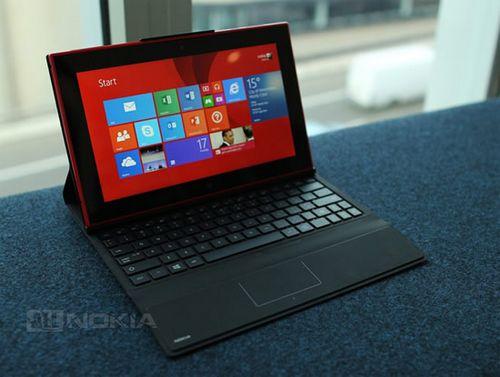 Nokia разрабатывает планшет п/у windows rt