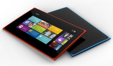 Nokia возобновила разработку планшета