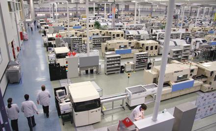 Nokia закрывает завод по производству мобильников