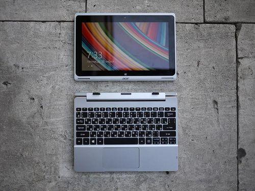 Ноутбук-планшет: устройства 2-в-1 на платформе windows набирают популярность в бизнес-сегменте