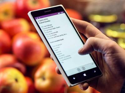Новые флагманские смартфоны от microsoft появятся только после выхода windows 10
