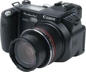 Новые камеры от canon, sony и других. фото