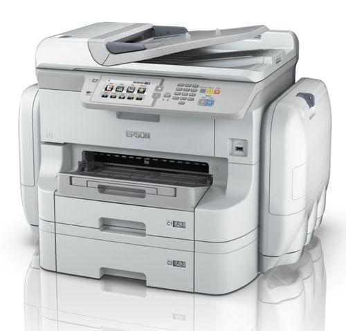 Новые принтеры epson серии workforce pro rips позволят печатать до 75 тыс. страниц без замены чернил