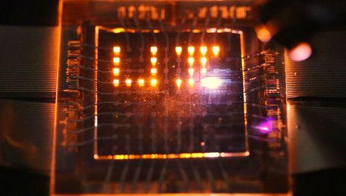 Новые светодиодные массивы смогут реагировать на бесконтактные жесты