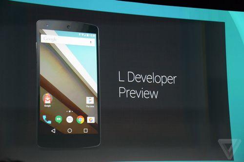 Новый android l: «это крупнейшее обновление в истории». видео