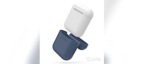 Новый чехол для airpods сможет зарядить любую электронику apple (2 фото)