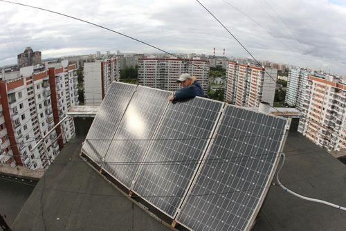 Новый дизайн батарей может помочь солнечной и ветровой энергетике