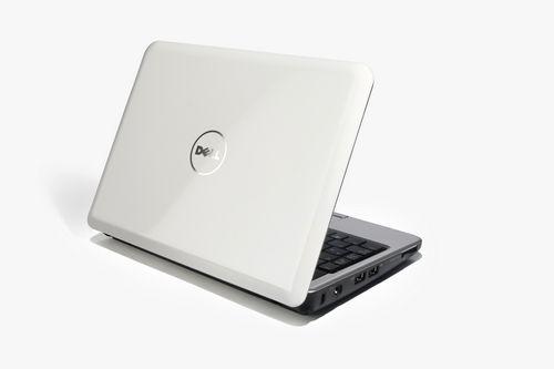 Новый мини-ноутбук dell. фото