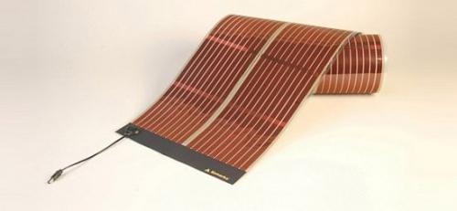 Новый рекорд эффективности органических солнечных элементов