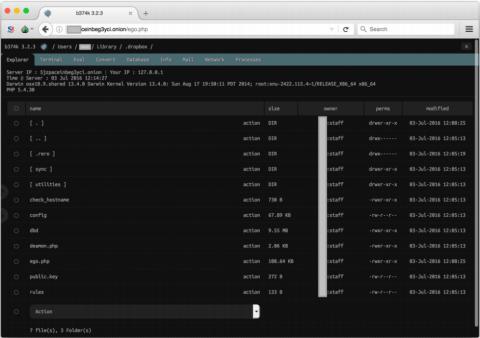 Новый вирус для mac открывает хакерам доступ к данным и камере