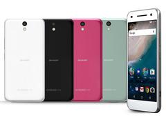 Ntt docomo представляет первый японский мобильный телефон с ос android